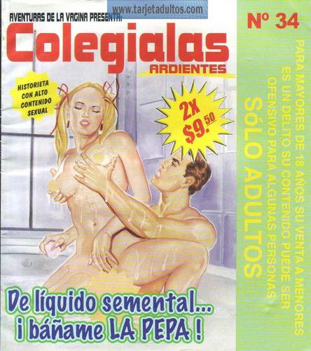 calentura sexo - conexion swinger revista adultos $2.50