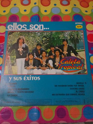caleta tropical lp coumbo 1982