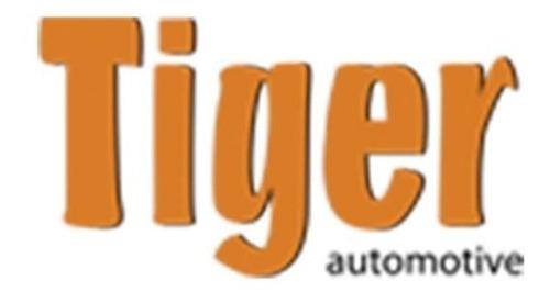 calha de chuva acrílica fiesta 2003 a 2017 4 portas tiger