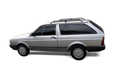 calha de chuva gol/voyage/parati/saveiro/147  g1  1987-1994