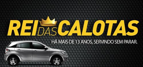 calha de chuva sandero 2006 a 2014 acrilico resist 4 portas