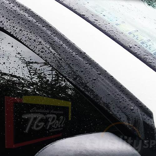 calha defletor chuva palio novo g5 2012 2014 16 2017 tg poli