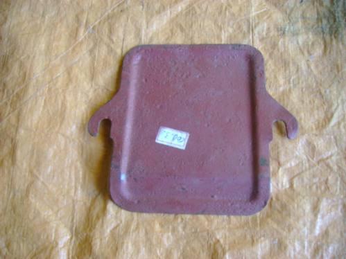 calhambeque modelo a  29  tampa embreagem antigo