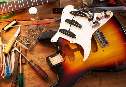 calibración de guitarras y bajo, luthier, stgocentro crowne