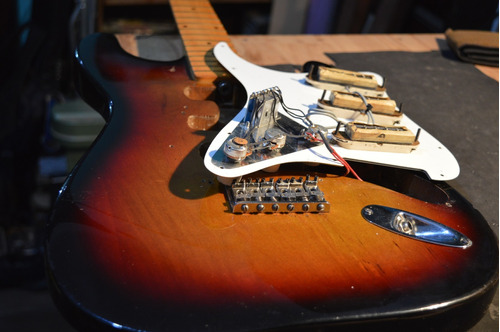 calibracion de guitarras y bajos  luthier en floresta
