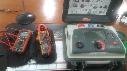 calibración de instrumentos de medición electrónicos