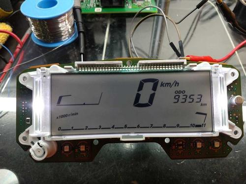 calibración de odometros y kilometraje