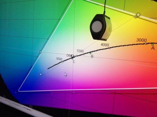 calibración de tvs y pc,1o puntos y 2