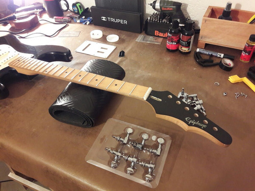 Calibraci n guitarra ac stica pulido trastes luthier for Luthier guitarra electrica