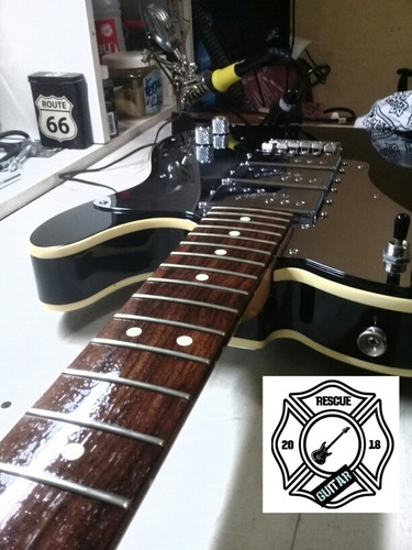 calibracion  guitarras y bajo / ajustes / modificaciones