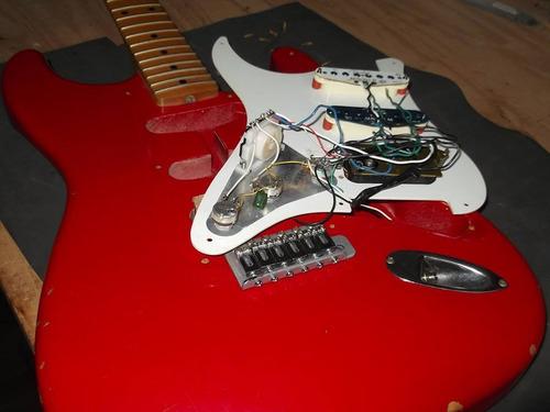 calibracion guitarras y bajos luthier zona floresta