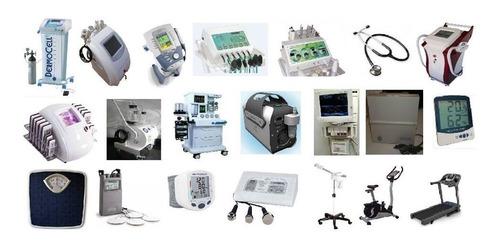 calibración y mantenimiento  de equipos biomedicos
