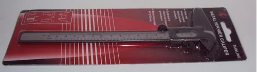 calibrador análogo de 0.02mm a 150mm pie de rey espesor