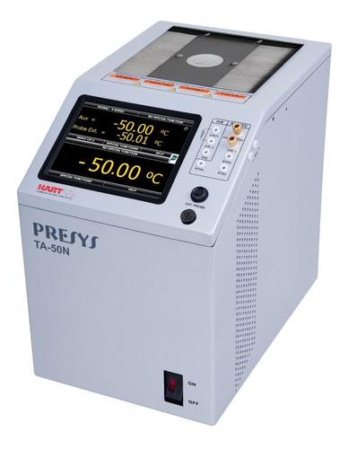 calibrador bloque seco/baño térmico, consulte rango. f. tec.