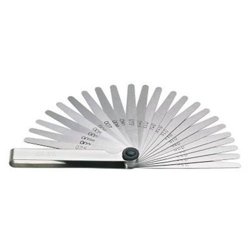calibrador de laminas 20h 0.05 a 1mm modelo 1547 marca bahco