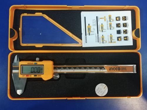 calibrador digital ingco 0-150mm