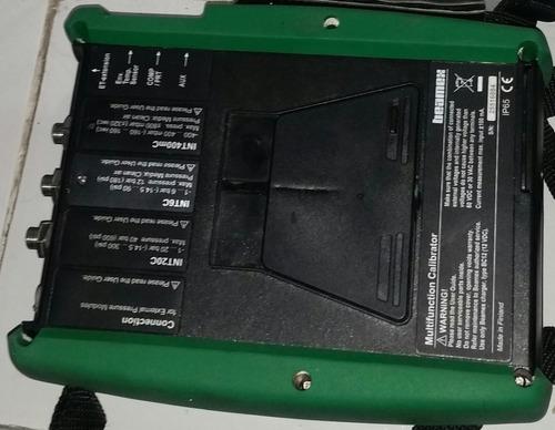 calibrador multifunción,  modelo mc5,  marca  beamex