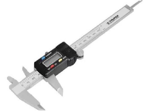 calibrador pie de rey digital marca truper