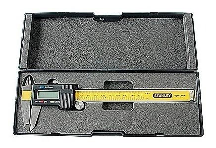calibrador pie de rey digital stanley 78-440
