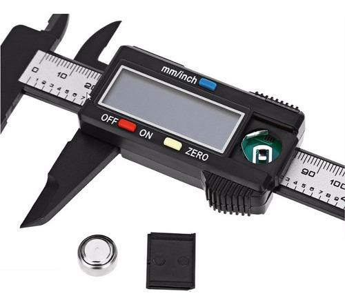 calibrador vernier digital de 0 a 150 mm nuevo