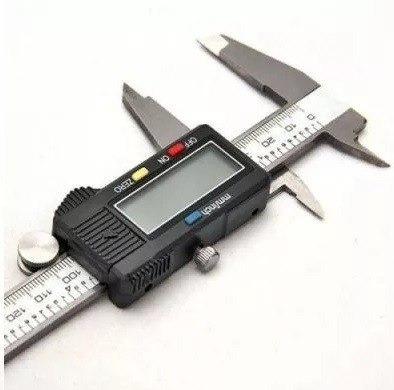 calibre digital 0-150mm eurotech en caja