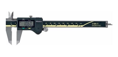 calibre digital 150mm - 6 pulgadas mitutoyo 500-171