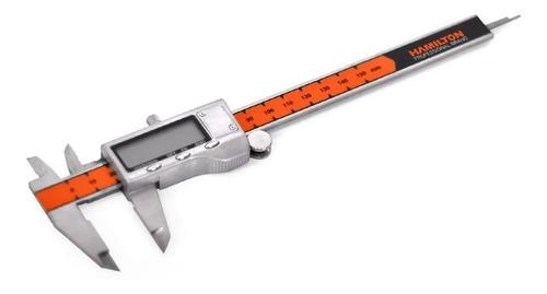 calibre digital 150mm carcasa metálica pulg/mm hamilton c40