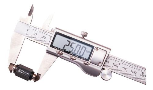 calibre digital inoxidab 150 mm/pul antihumedad nros grandes