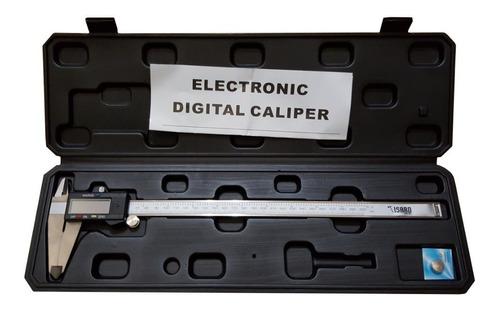calibre digital isard 0-300mm caja plastica