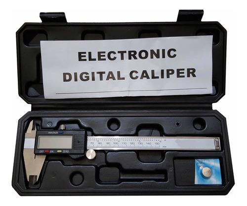 calibre digital metalico 150 mm - calidad profesional