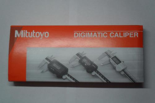 calibre digital mitutoyo 200mm oferta!!