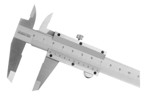 calibre estandar 150 mm acero metalico hamilton c10