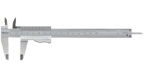 calibre inox con tornillo mitutoyo 530-118 - 200mm