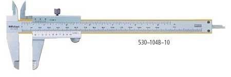 calibre mecanico mitutoyo 150mm - 530-104b-10
