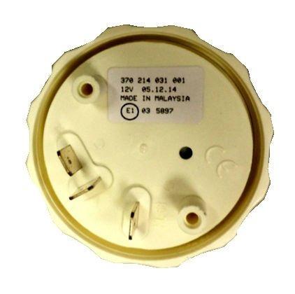 calibre reloj vdo , cabina genuino 370-155, sistema dual 2-1