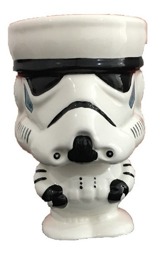 cálice, chicara stormtrooper star wars 400ml