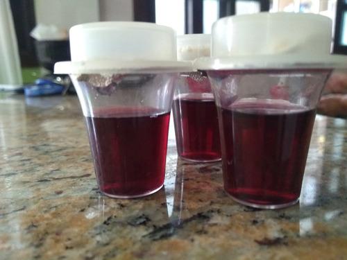 calice santa ceia com suco de uva e pao