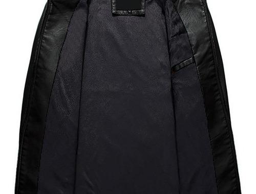 calidad chaqueta hombre cuero sintetico diseño ropa colombia