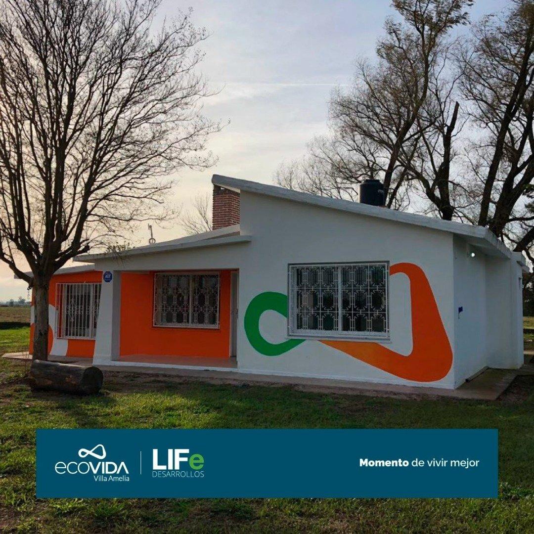 calidad de vida para vos y tu familia en cuotas - lotes en urbanizacion de jerarquia con 800mts de frente sobre ruta 18