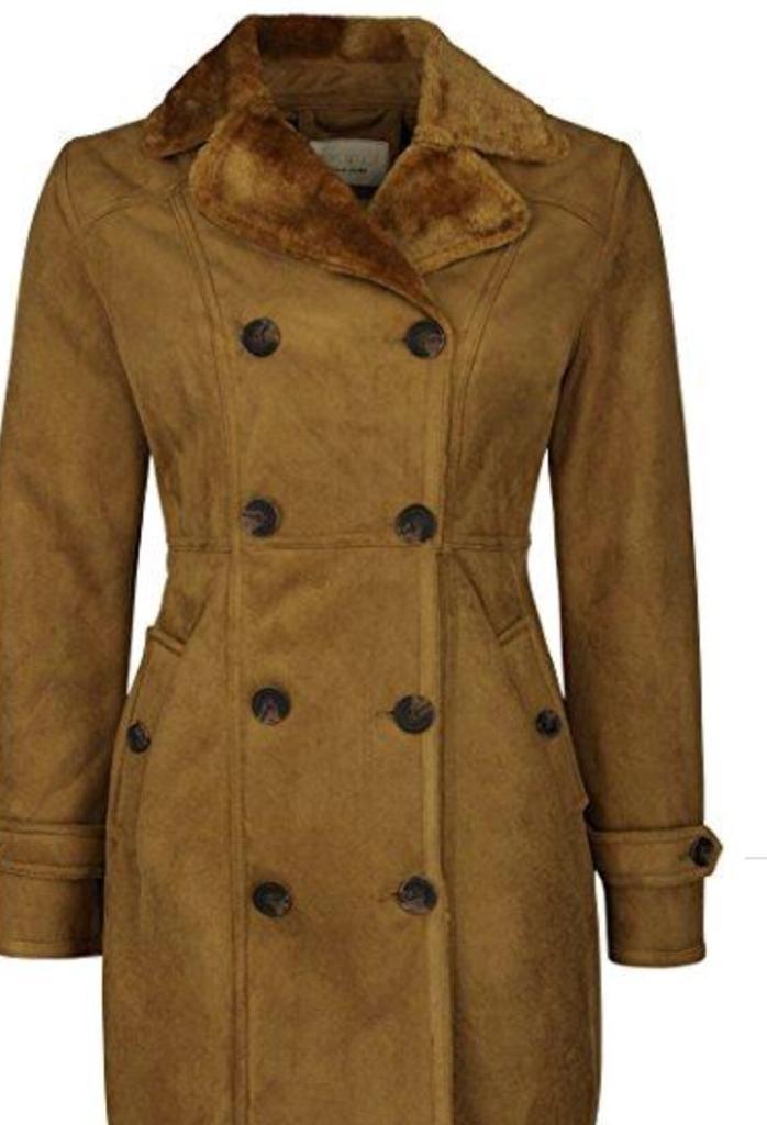 4a955e48aa672 cálido abrigo para mujer diseño acinturado roosevelt origina. Cargando zoom.