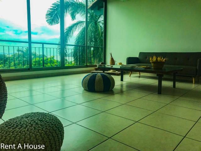 cálido apartamento en alquiler en amador, panamá cv