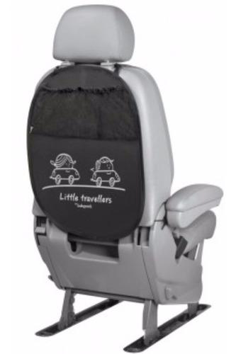 calienta biberon para auto+protector asiento garantia
