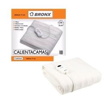 Calienta cama bronx 1 plaza 220v nuevo precio por 7 d as for Precio de cama de 1 plaza