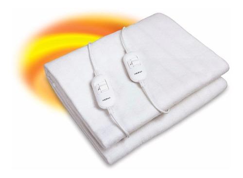 calienta camas 2 plazas xion 120w 100% polyester xigl22