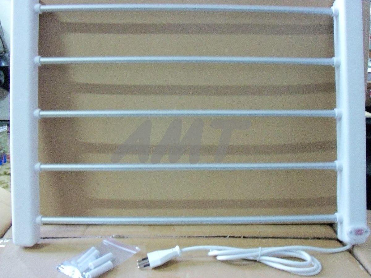 calienta toallas el ctrico 65 watts de consumo 990 00