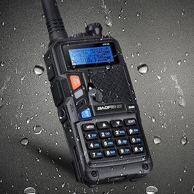 caliente baofeng uv-5x 136-174/400-520mhz de radio de dos ví
