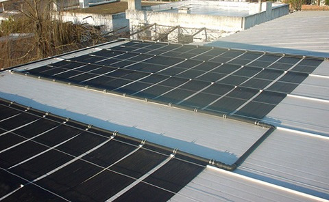 Caliente su piscina con paneles solares u s 120 00 en for Piscina solares