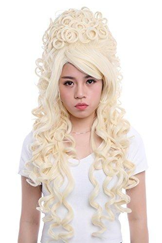 california disfraces marie antoinette peluca cosplay costum