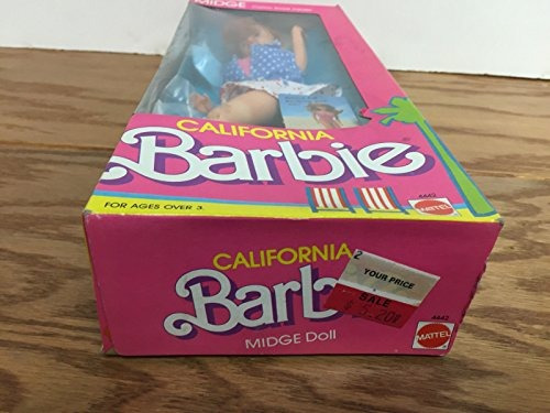 california dream barbie ~ midge