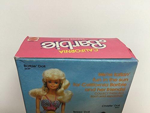 california dream barbie ~ midge